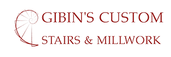Gibins Custom Stairs & Mill Work Logo